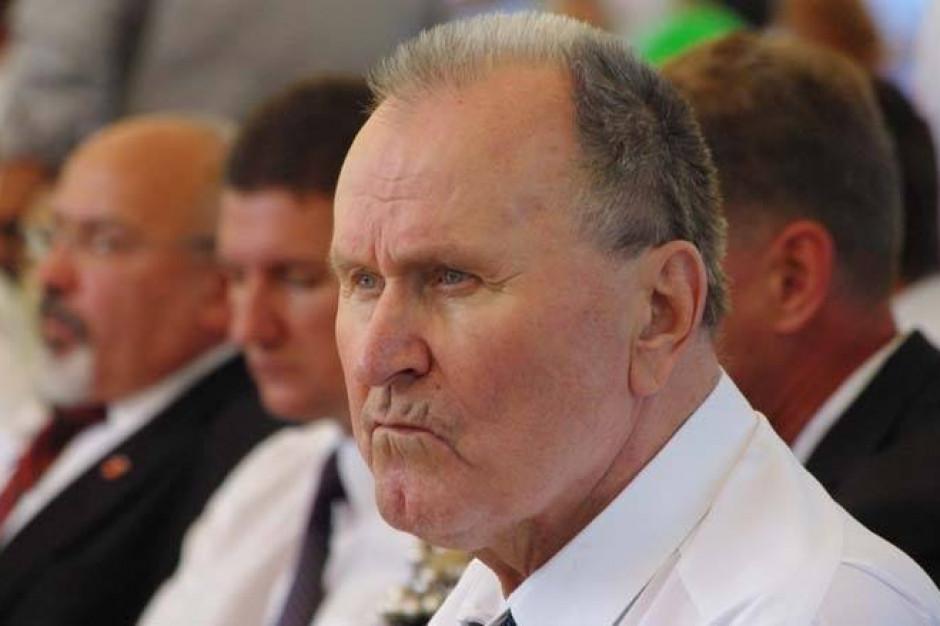 Podkarpackie: zmarł były burmistrz Dębicy i były wiceminister rolnictwa Edward Brzostowski
