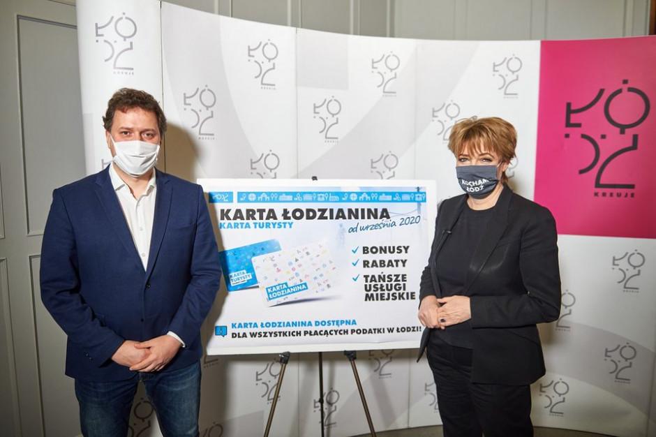 Samorząd wprowadzi Kartę Łodzianina uprawniającą do zniżek i bonusów