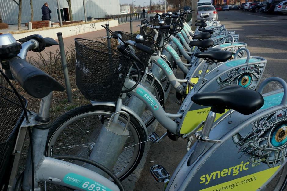 Poznań: Od środy znów będzie można korzystać z rowerów miejskich