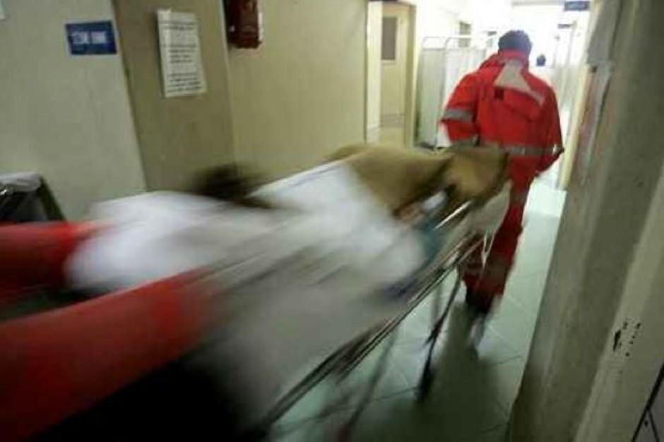 Szpitale dostaną więcej czasu na dostosowanie SOR-ów