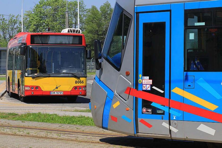 Wrocław: Od 6 maja odmrażanie komunikacji miejskiej: robocze rozkłady, kontrole biletów