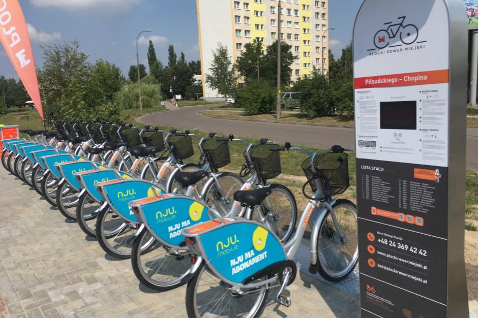 Płock: Sieć wypożyczalni rowerów miejskich wznowi działalność 8 maja