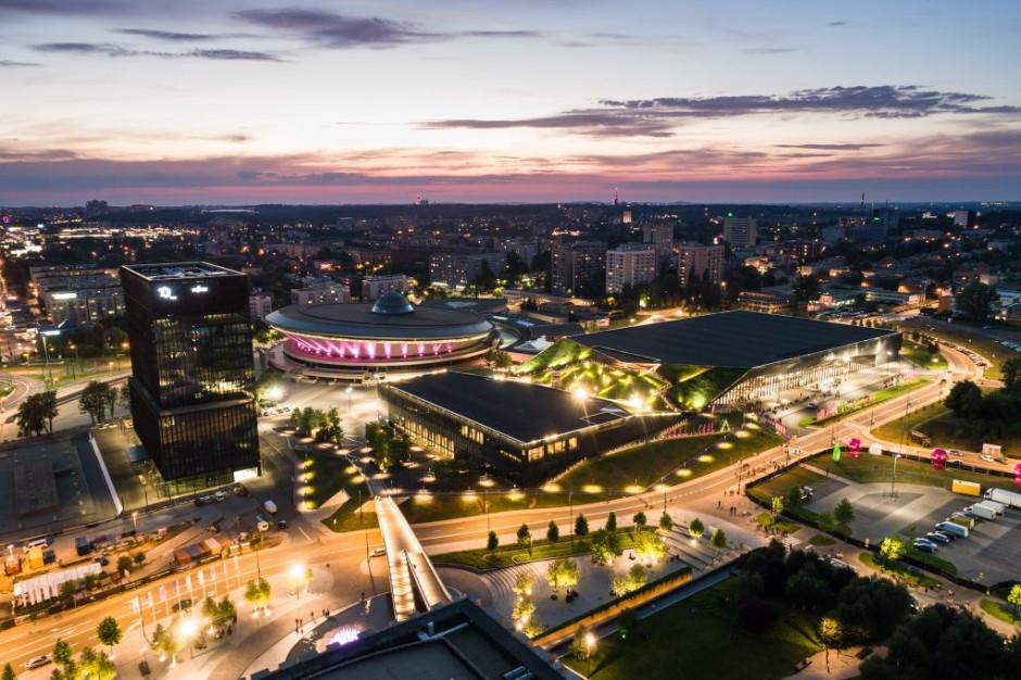 PTWP Event Center w Spodku i Międzynarodowym Centrum Kongresowym w Katowicach od czterech lat