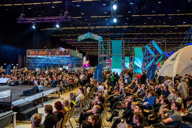 W MCK odbywają się także liczne koncerty, festiwale i konferencje m.in. Śląski Festiwal Nauki (fot ptwp)