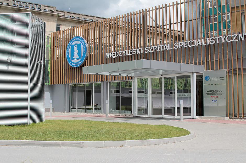 20 mazowieckich szpitali z systemami bezdotykowego pomiaru temperatury
