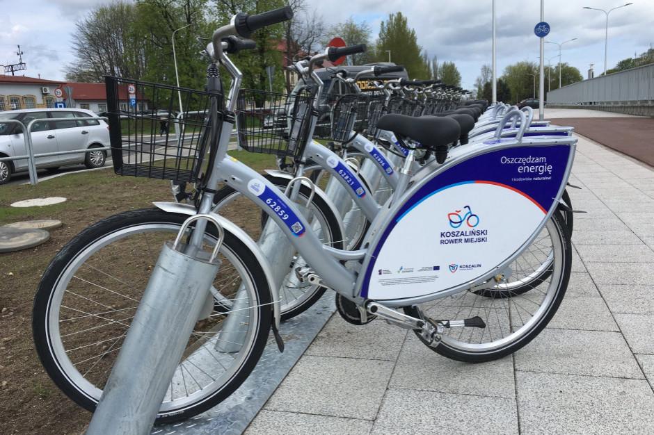 Od środy rowery miejskie wracają do łask