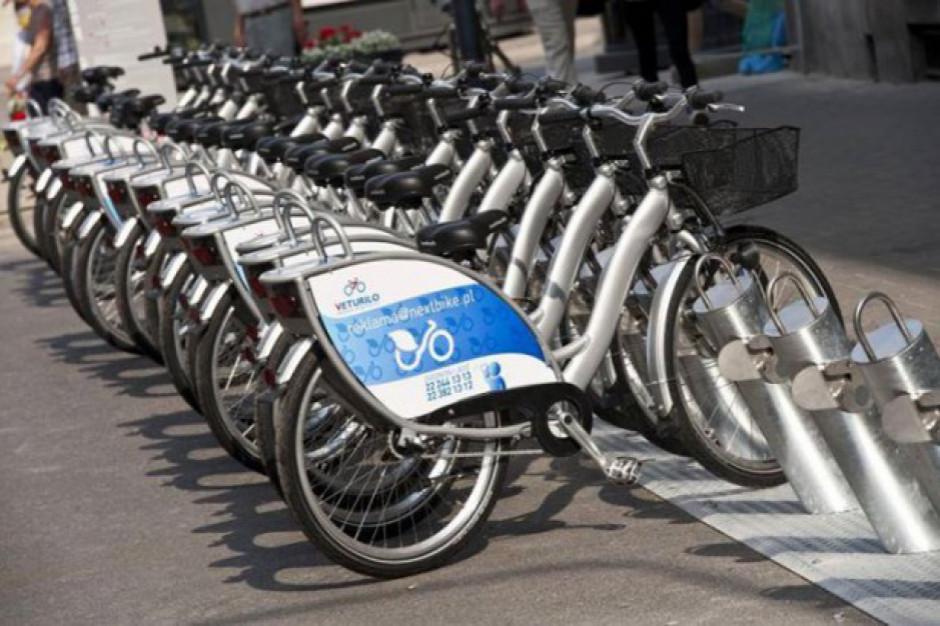 Kalisz: Ruszył rower miejski; jednoślady dezynfekowane dwa razy dziennie
