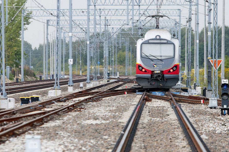Merchel: PKP PLK zaskoczone zmniejszeniem dofinansowania dla linii Ostrołęka - Chorzele