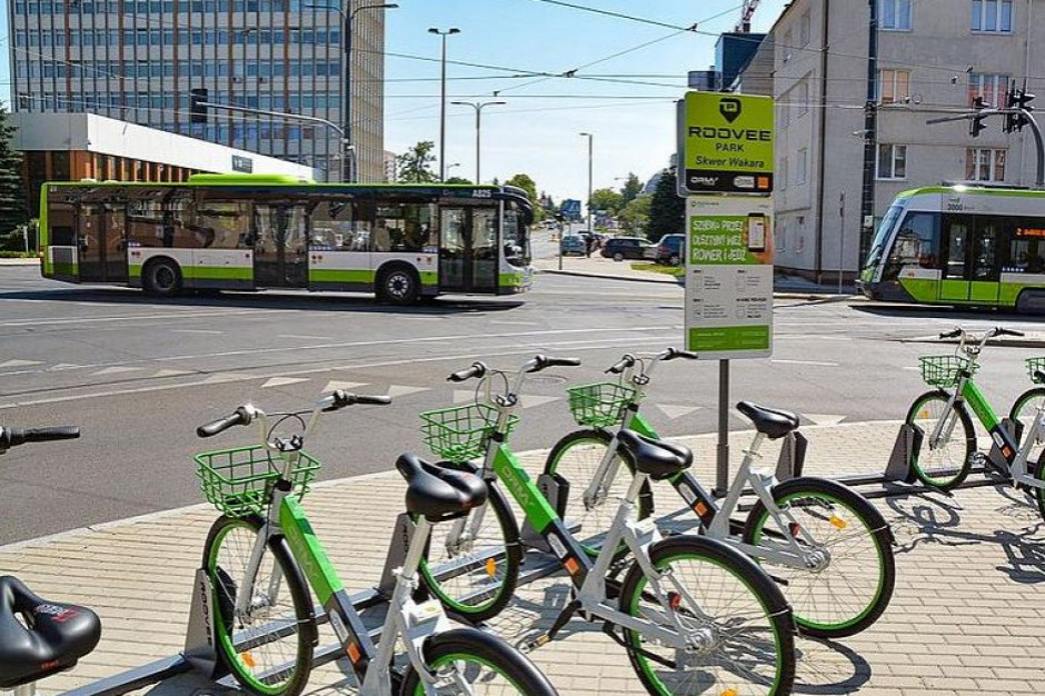 Olsztyn: Samorząd nie będzie współfinansował z budżetu rowerów miejskich