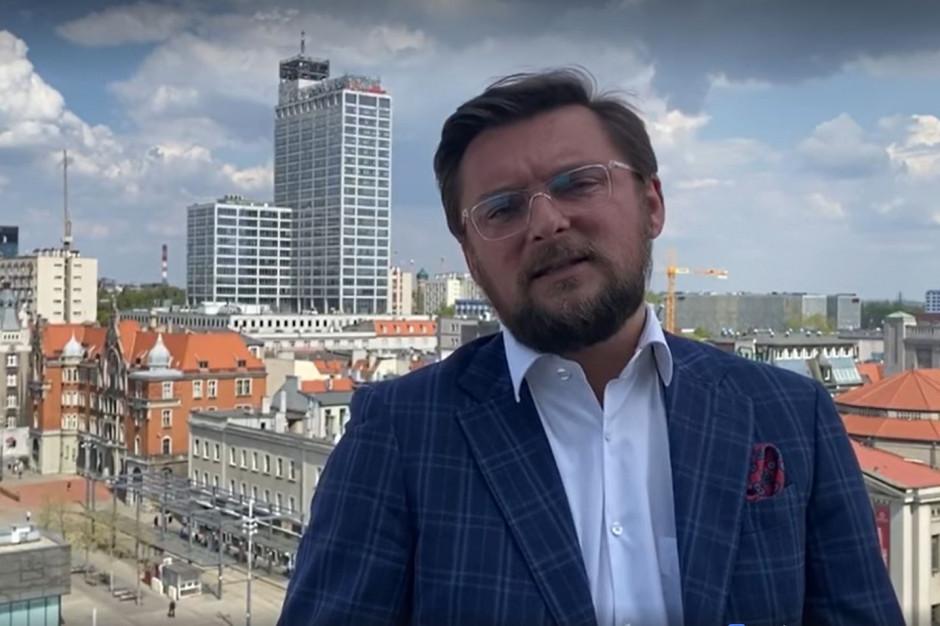 Marcin Krupa: Będziemy reagować elastycznie, by utrzymać tempo rozwoju Katowic z ostatnich lat