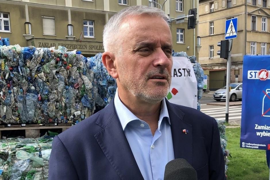 Prezydent Wałbrzycha o wyborach: W lipcu ryzyko nie będzie dużo mniejsze