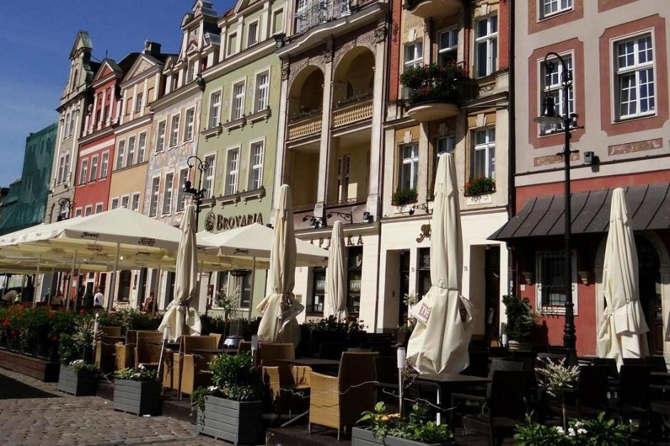 Poznań chce wesprzeć restauratorów. Przygotowuje pomoc