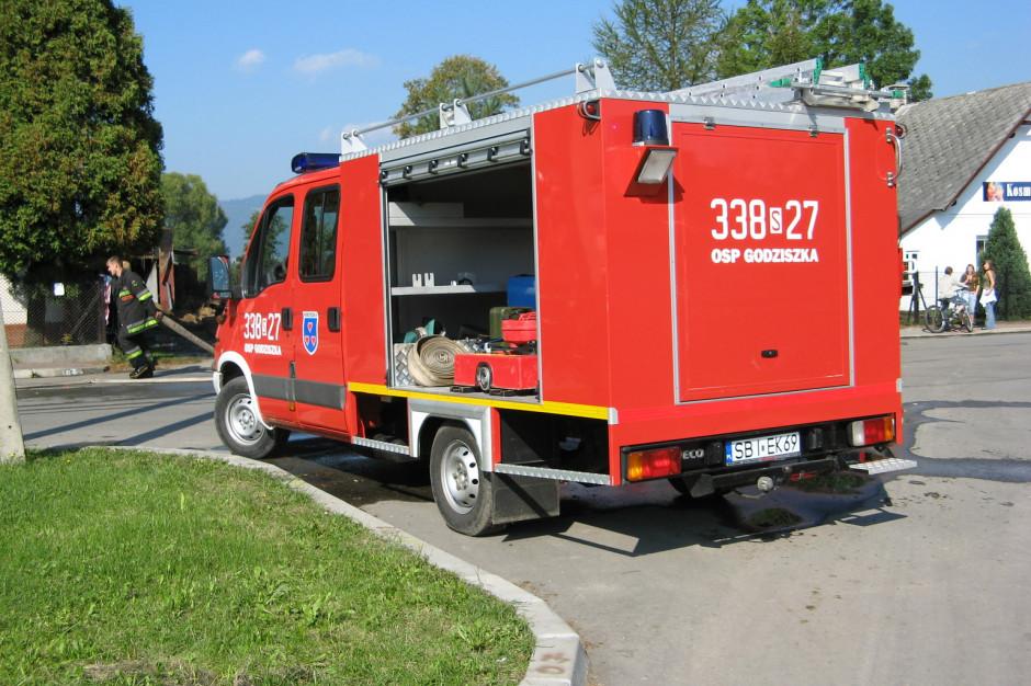 MSWiA: OSP w całej Polsce otrzymają ponad 500 nowych wozów strażackich