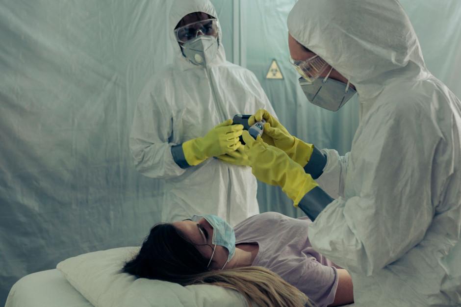 Ministerstwo Zdrowia: 120 nowych zakażeń koronawirusem, kolejne 8 osób zmarło