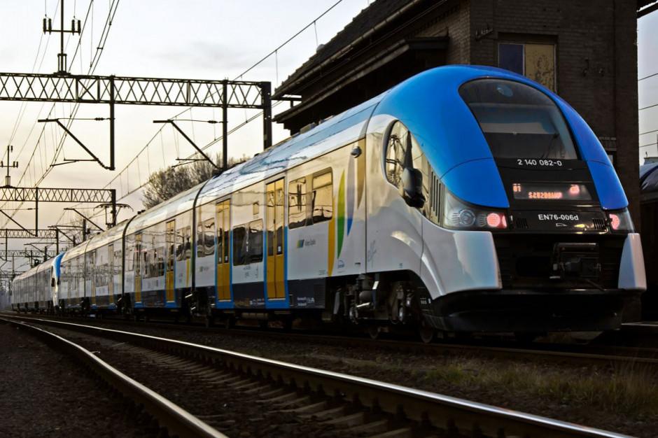 UTK: wzrosła punktualność pociągów pasażerskich i towarowych
