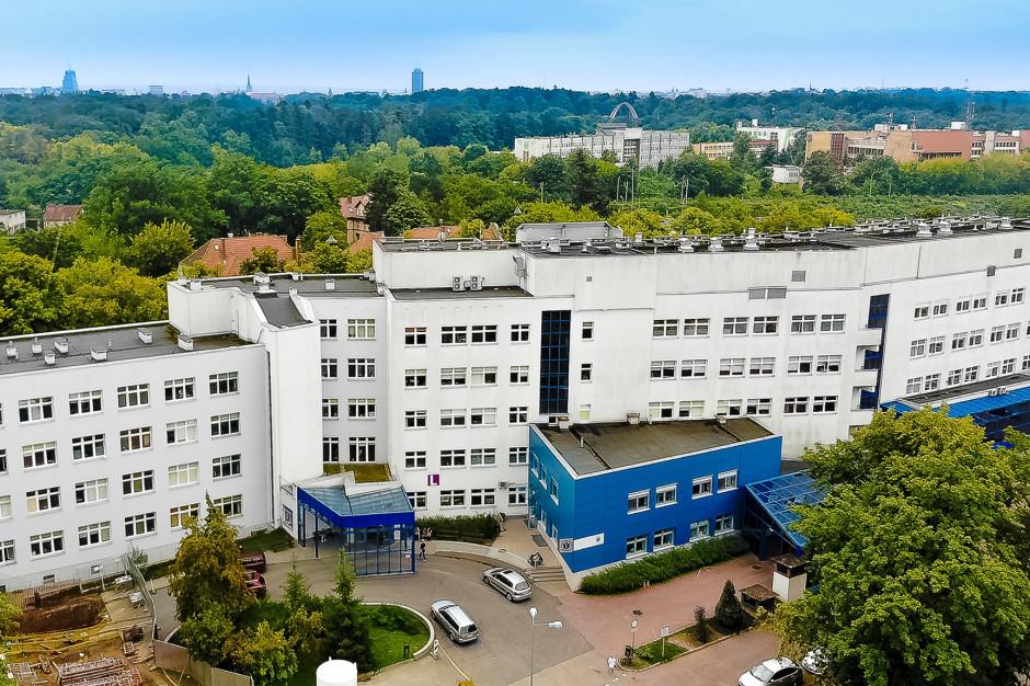 Szczecin: Nowy tomograf komputerowy w szpitalu zakaźnym