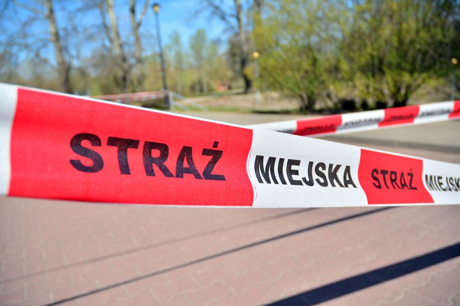 Samorząd Międzyrzeca Podlaskiego chce zlikwidować straż miejską