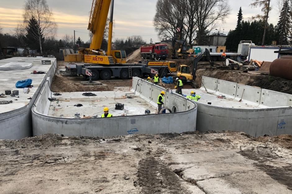 Katowice budują zbiorniki deszczowe. W podobną infrastrukturę inwestują też inne miasta