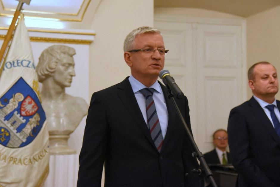 Prezydent Poznania z absolutorium i wotum zaufania