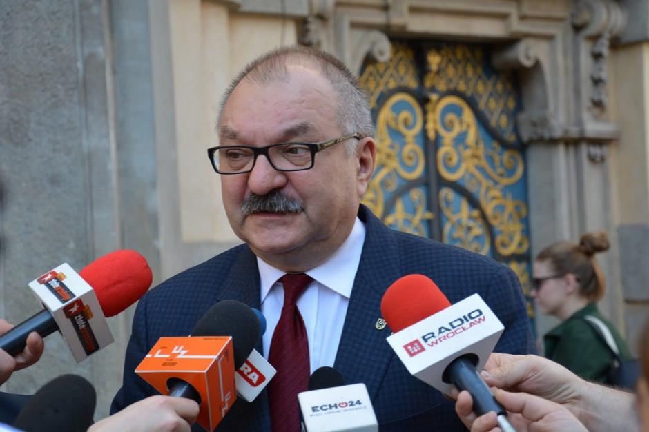 Podpisano umowę na budowę kolejnej części Wschodniej Obwodnicy Wrocławia