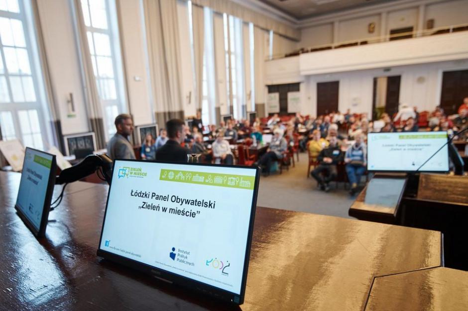 W Łodzi odbędzie się panel obywatelski online