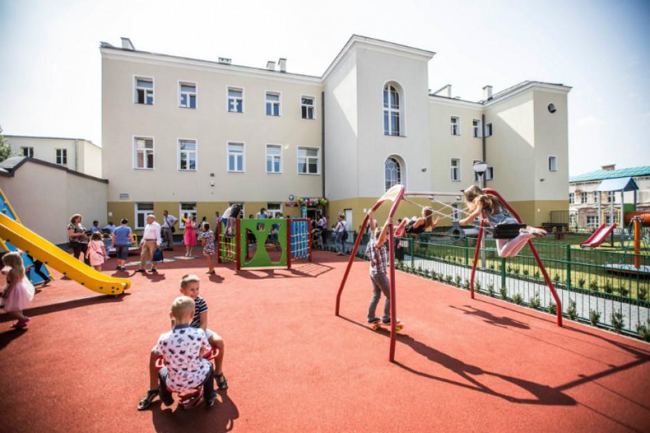 Radom: Od poniedziałku ruszają miejskie przedszkola i żłobki