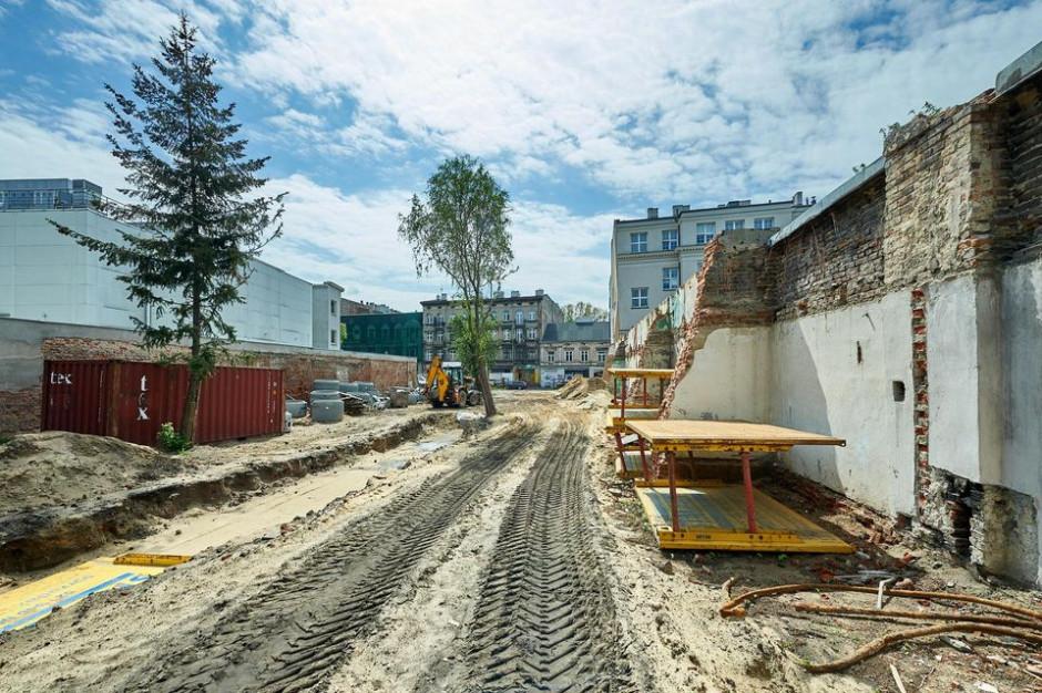 Łódź: Ruszyła budowa nowego pasażu w centrum miasta