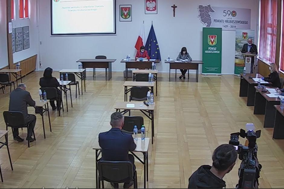 Hrubieszów: PSL chce odwołać starostę z PiS
