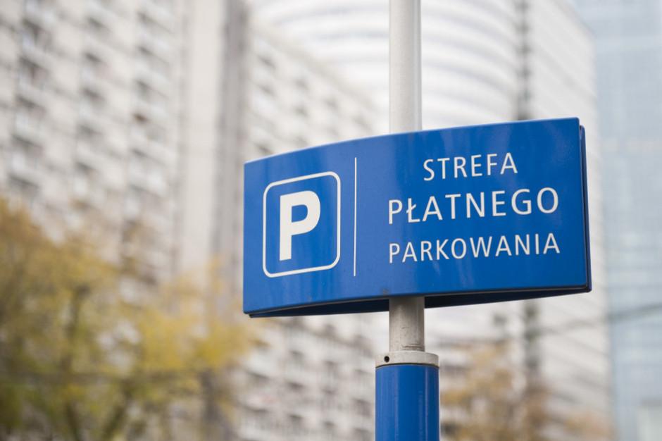 Warszawa chce powiększyć strefę płatnego parkowania