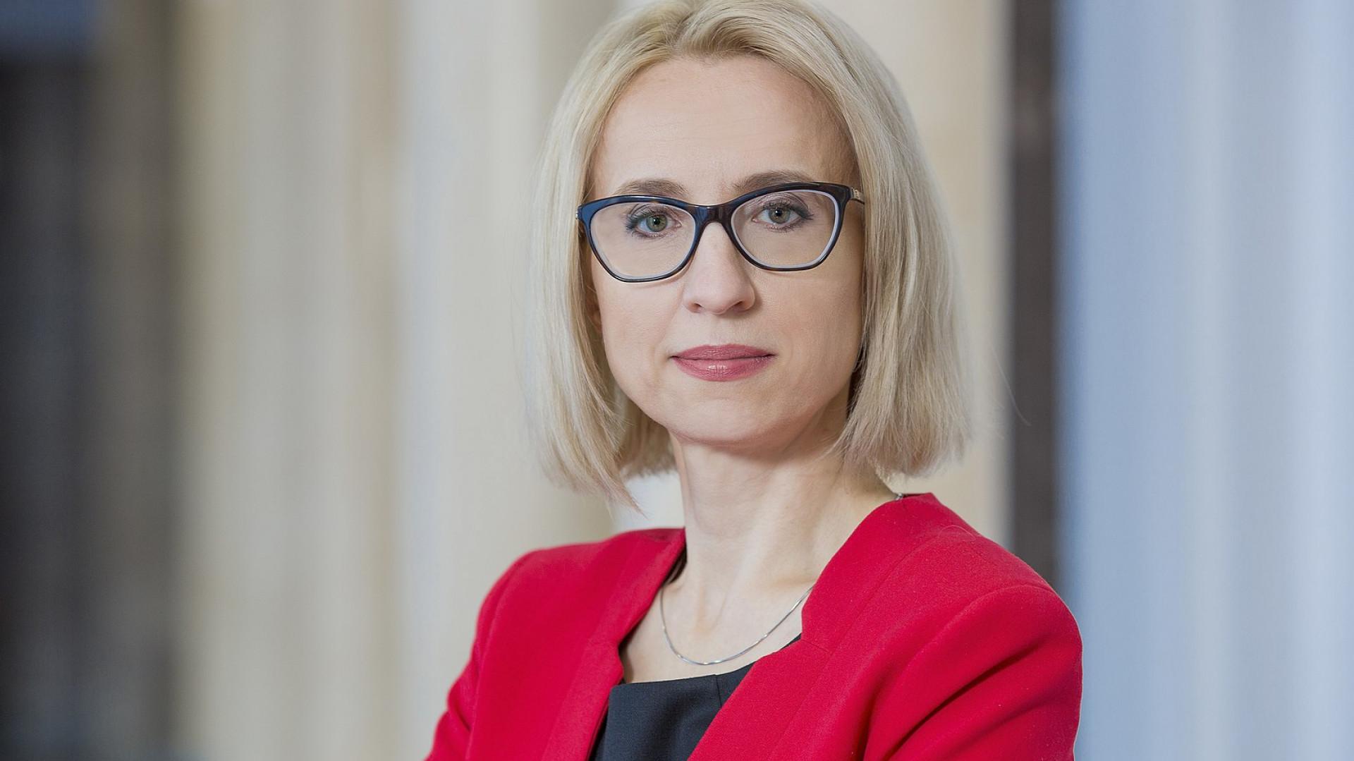 Teresa Czerwińska fot. premier.gov.pl