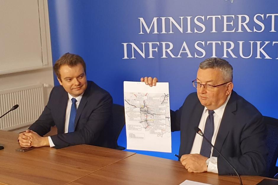 Jest umowa na budowę kolejnego odcinaka trasy Mysłowice – Bielsko-Biała