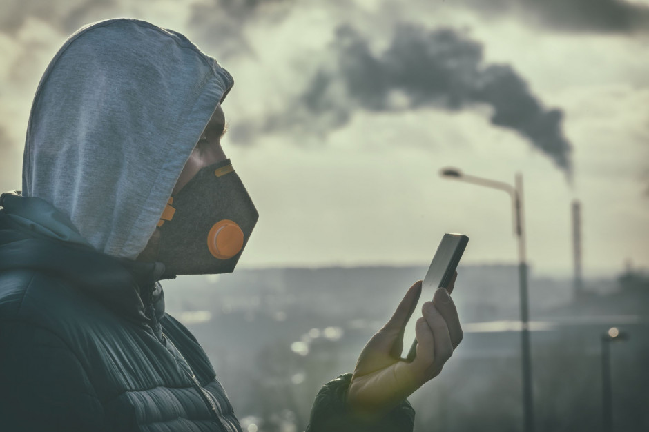 Zmiany w przekazywaniu informacji o zanieczyszczeniu powietrza