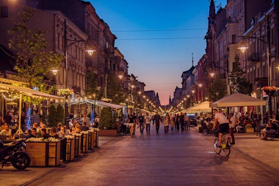 Łódź: Miasto zwolni restauratorów z opłat za ogródki gastronomiczne