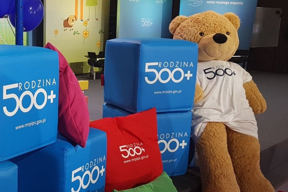 Do rodzin trafiło już 108 mld zł programu 500 plus