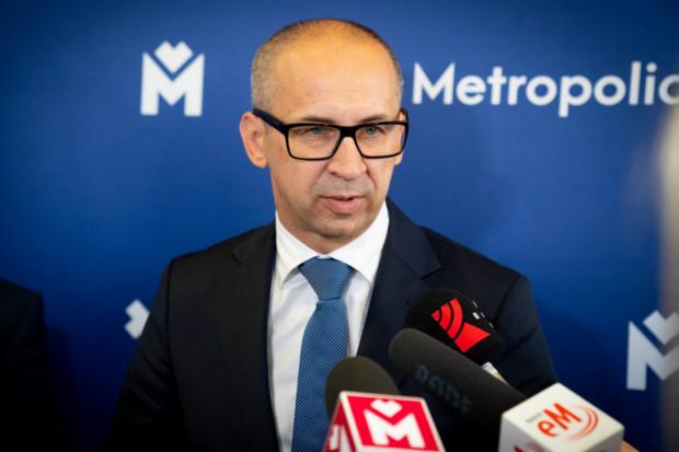 Kazimierz Karolczak, przewodniczący GZm ( fot. GZM)