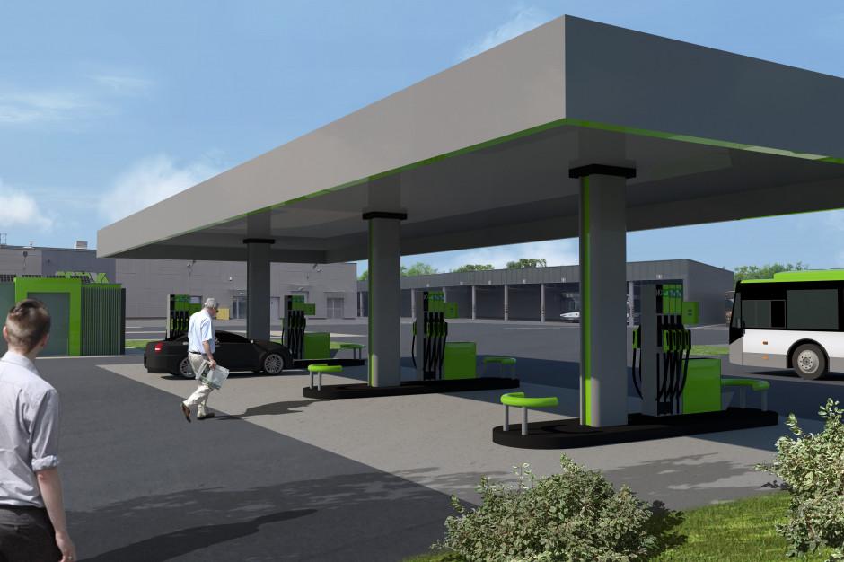 Tomaszowski MZK wybuduje stację paliw dostąpną również dla mieszkańców