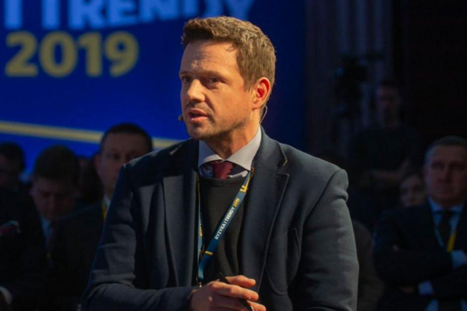 Trzaskowski: walka o prezydenturę wymaga od nas pełnej konsolidacji i energii