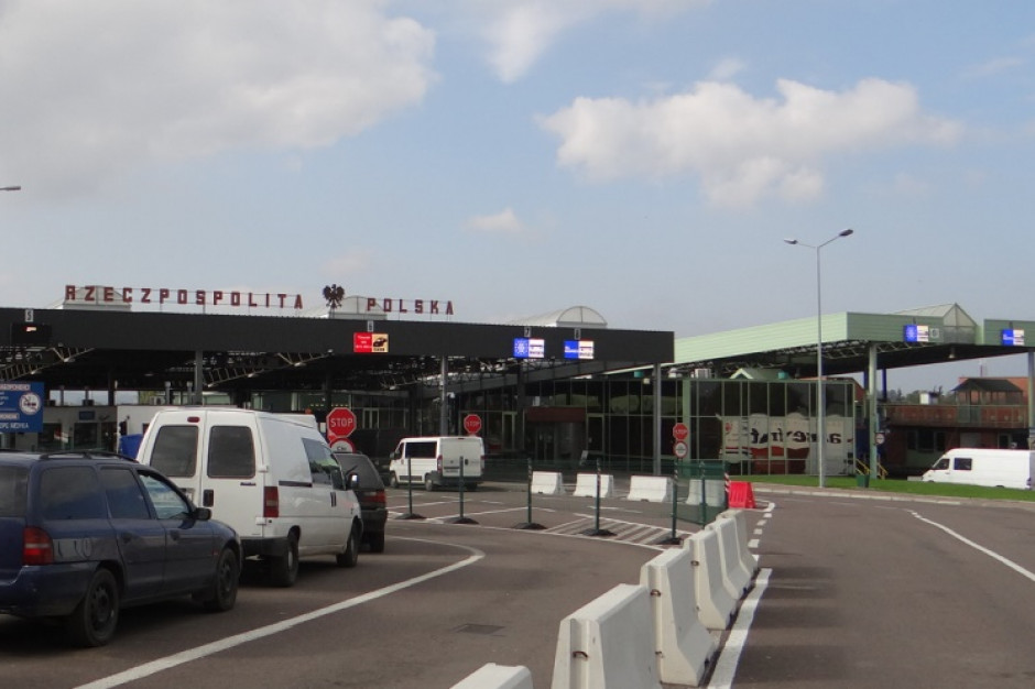 Wznowiono odprawy dla pieszych na przejściu granicznym w Medyce