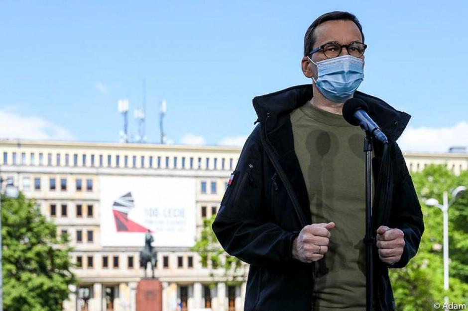 Mateusz Morawiecki: sytuacja na Śląsku jest opanowana; nie ma mowy o izolacji województwa
