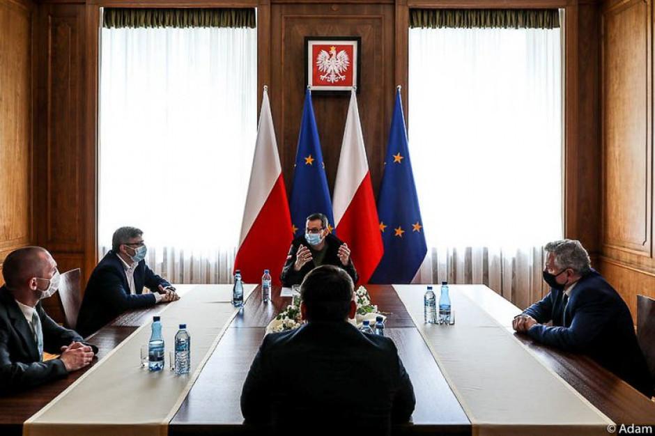 Mateusz Morawiecki: nie było pomysłu izolacji Śląska z powodu koronawirusa