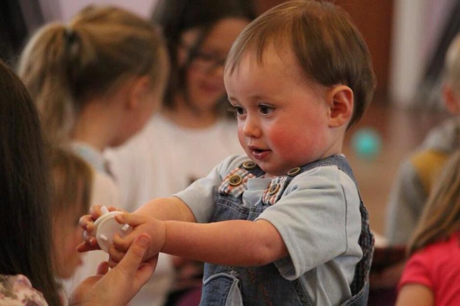 Od 18 maja otwarte miejskie żłobki i przedszkola w Olsztynie