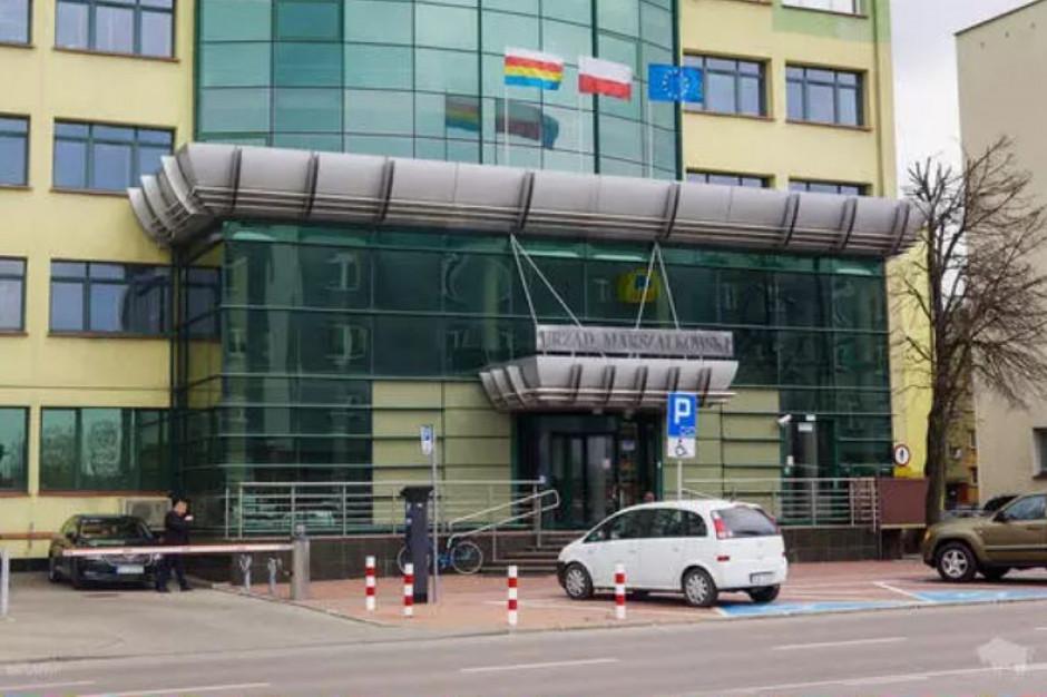 Z powodu koronawirusa u jednego z pracowników będzie zamknięty podlaski urząd marszałkowski