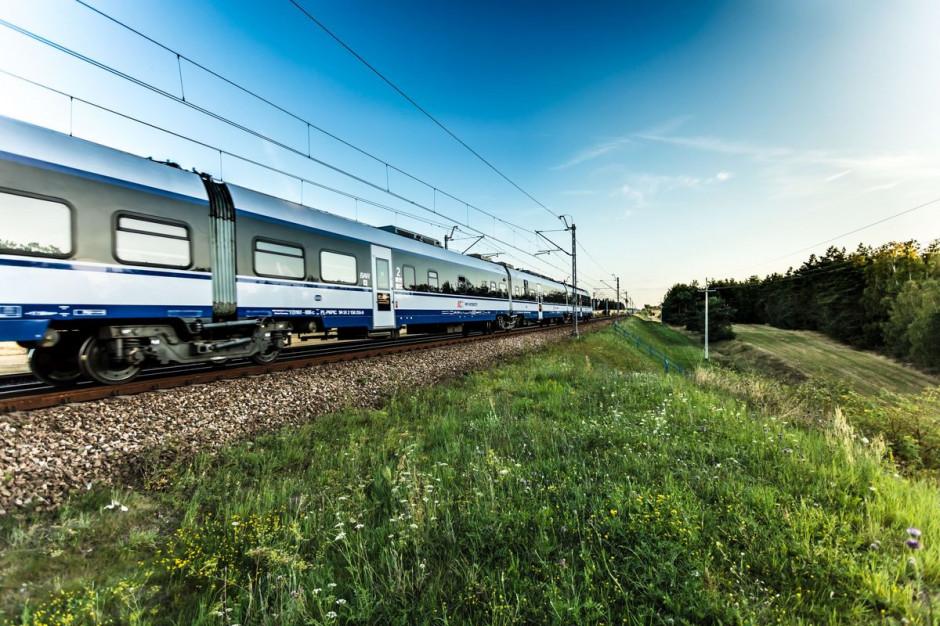 PKP: Plan odbudowy gospodarczej UE ważny dla rozwoju kolei