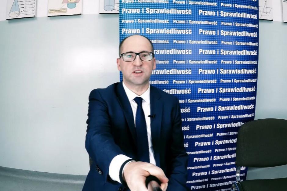 Bielan: Trzaskowski powinien wziąć się za zarządzanie miastem
