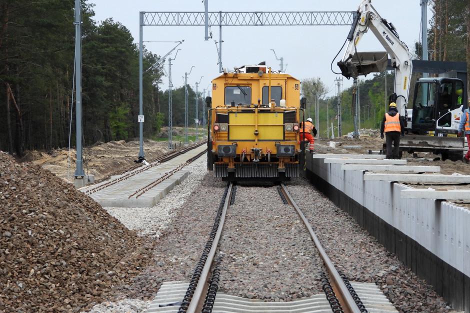Linia kolejowa z Otwocka do Pilawy zostanie zmodernizowana