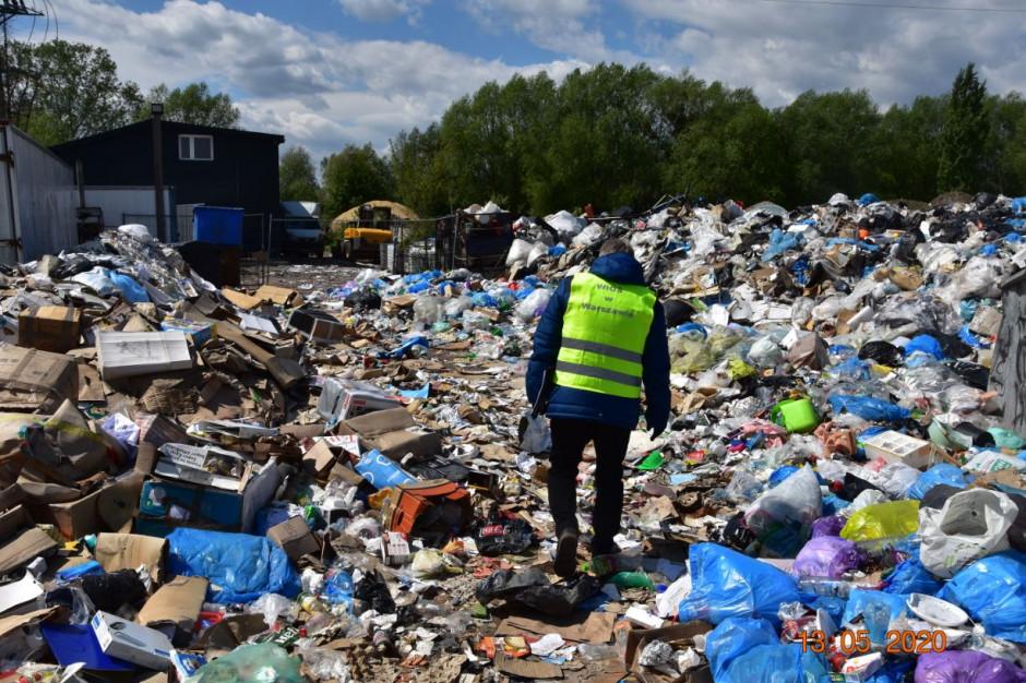 Porzucone odpady to już plaga