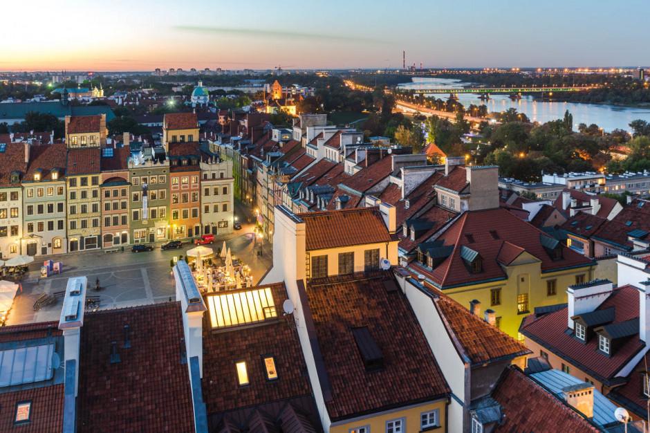 Warszawa zainstaluje 170 czujników powietrza