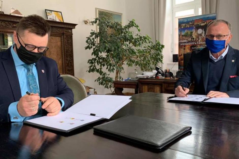Kolejne samorządy przystąpiły do stowarzyszenia Aglomeracja Jeleniogórska