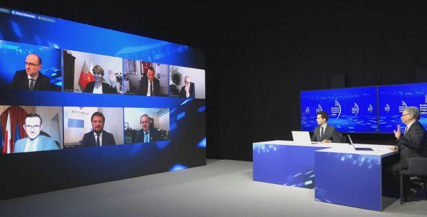 Debata odbyła się 19 maja