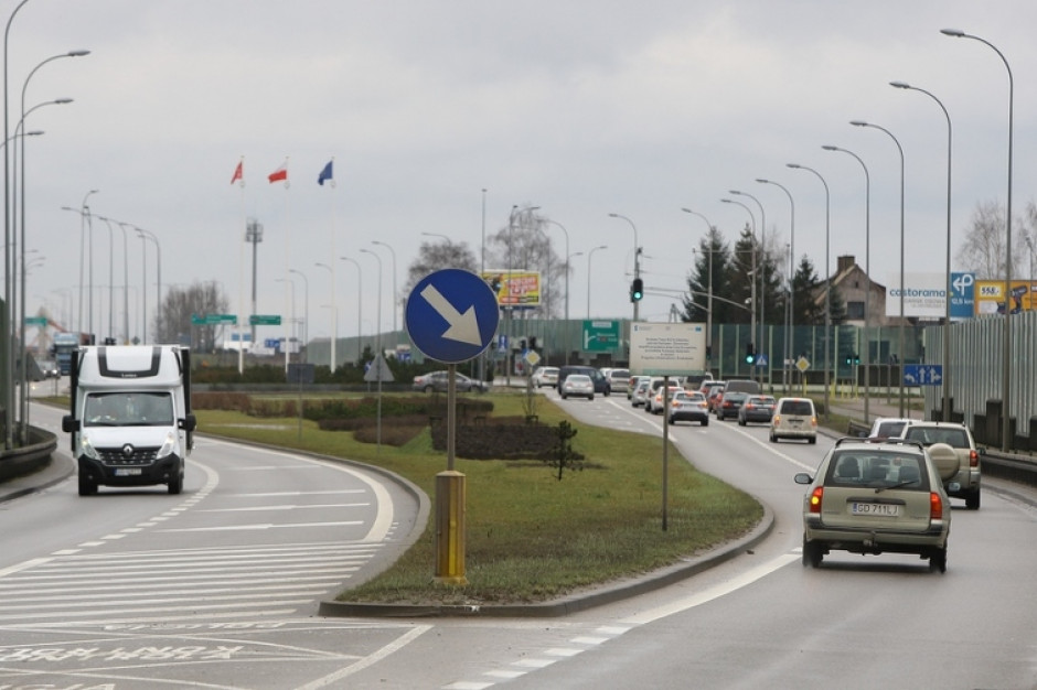 Miasto Gdańsk dostało 13,5 mln zł od rządu na przebudowę drogi
